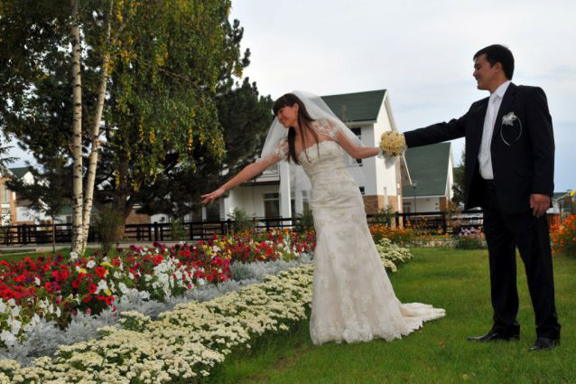 Wedding in Kapriz